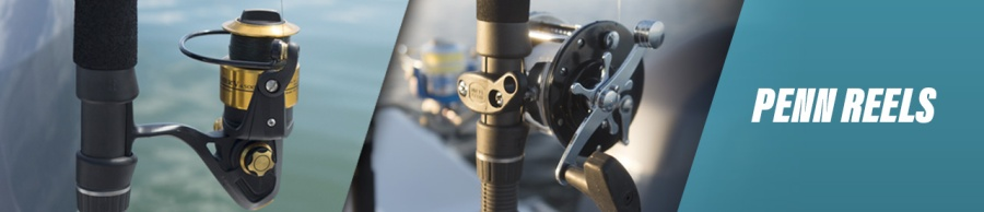 Penn Fishing Reels Header