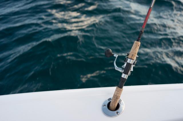 Redbone Inshore Spinning Rod