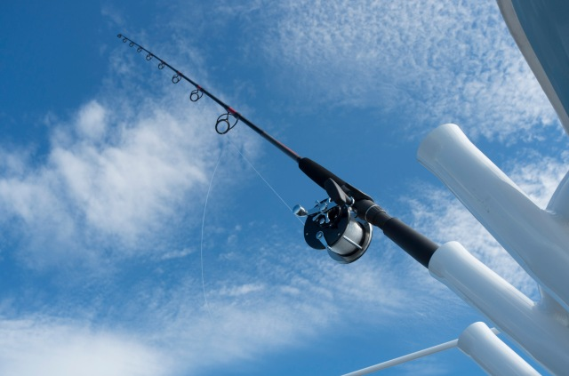 Redbone Offshore Spinning Rod