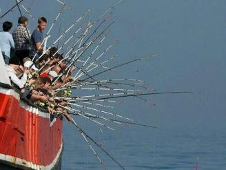 Fishing Too Close