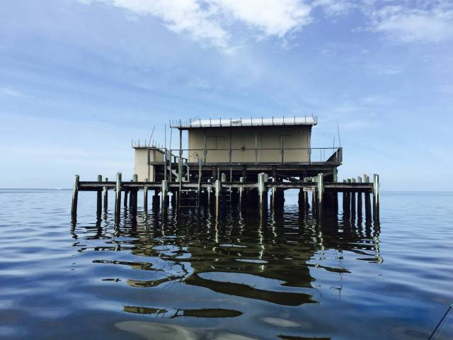 Stilt House Photo